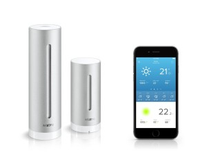 Wetterstation kaufen - Netatmo Wetterstation für iPhone, Android und Windows Phone