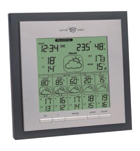 Wetterstation kaufen - TFA 35.5015.IT Funkwetterstation Eos Max silber